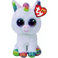TY Beanie Boos Small Pixy The Unicorn Soft Toy - Ty Beanie Boos Gifts