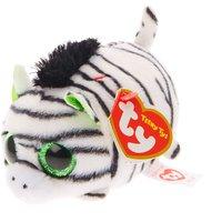 TY Teeny Zilla the Zebra Soft Toy - Zebra Gifts