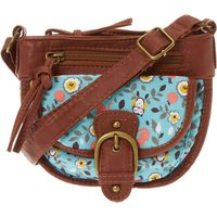 Fox Friend Fabric Crossbody - Friend Gifts