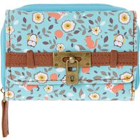 Nature Forest Snap Wallet - Nature Gifts
