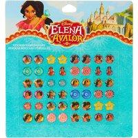 Disney Princess Elena of Avalor Sticker Earrings - Elena Of Avalor Gifts