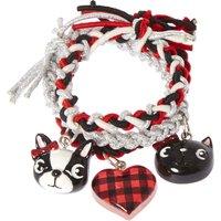 3 Pack Buffalo Babe Stretch Bracelets - Hello Kitty Gifts