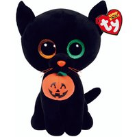 TY Beanie Boos Small Shadow the Cat Soft Toy - Soft Toy Gifts