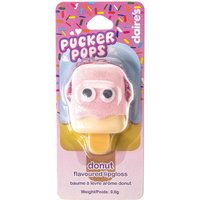 Donut Flavoured Pucker Pops Lipgloss - Lipgloss Gifts