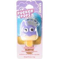 Cupcake Flavoured Princess Pucker Pops Lipgloss - Lipgloss Gifts
