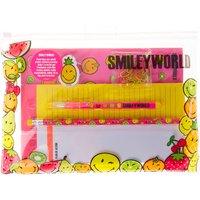 Smiley World Tropical Fruit Stationery Set - Stationery Gifts