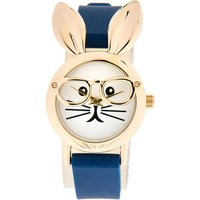 navy blue bunny watch
