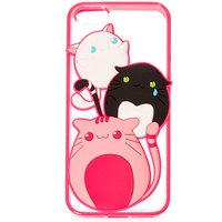 Anime Cat Phone Case - Anime Gifts