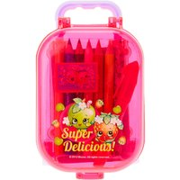 Shopkins Super Delicious Travel Troll Stationery Set - Stationery Gifts