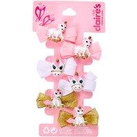 Glitter Unicorn Mini Hair Bows - Bows Gifts