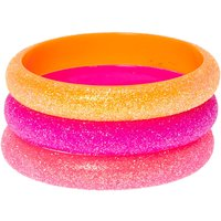 Pink Summer Sherbet Bangles - Sherbet Gifts