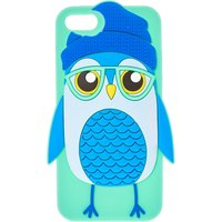 3D Hipster Owl Phone Case - Hipster Gifts