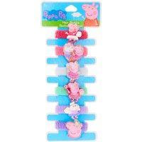 Peppa Pig Fairy Charm Hair Ties - Fairy Gifts