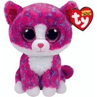 TY Beanie Boos Medium Charlotte The Cat Soft Toy - Ty Beanie Boos Gifts