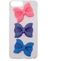 Holographic Bows Phone Case - Bows Gifts