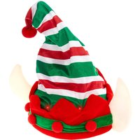 Moving & Singing Elf Hat - Singing Gifts