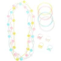 Kids Garden Party Plastic Beaded Jewelry Set - Garden Gifts