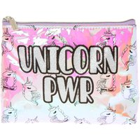 UNICORN PWR Holographic Cosmetics Bag - The Vamps Gifts