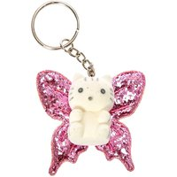 Catterfly Key Ring - Key Ring Gifts