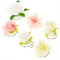 Kids Pastel Wildflower Hair Jewel Spinners - Jewel Gifts