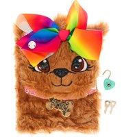 JoJo Siwa Bow Bow the Puppy Plush Secret Notebook - Puppy Gifts