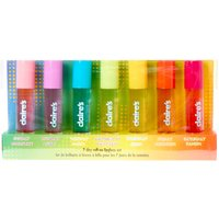 7-Day Roll-On Flavoured Lipgloss Set - Lipgloss Gifts