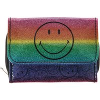 Smiley Glitter Rainbow Purse - Smiley Gifts