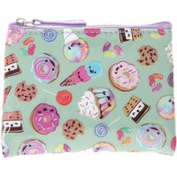 Cupcakes & Donuts Zip Coin Purse - Cupcakes Gifts