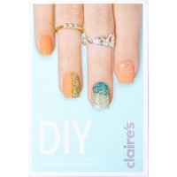 DIY Glitter Nail Art Set Book - Nail Art Gifts