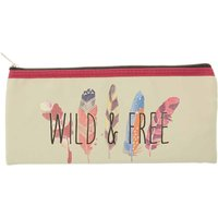 Wild & Free Pencil Case - Pencil Case Gifts