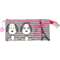 Snoopy & Belle Pencil Case - Pencil Case Gifts
