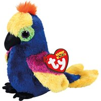 TY Beanie Boo Small Wynnie the Parrot Soft Toy - Parrot Gifts