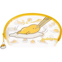 Gudetama Transparent Pencil Case - Pencil Case Gifts