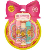 Lip Smacker Chupa Chups®  Flavoured Lip Balms Ornament Set of 3 - Ornament Gifts