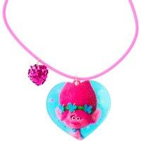 Trolls Movie Light Up Poppy Necklace - Trolls Gifts