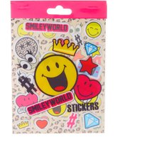 Smiley World Patch Stickers - Smiley Gifts
