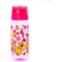 Smiley World Patches Water Bottle - Smiley Gifts