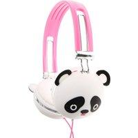 Pink Panda Headphones - Panda Gifts