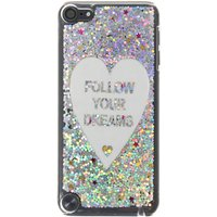 Glitter Follow Your Dreams iPod Case - iPod Touch 5 - Ipod Touch Gifts