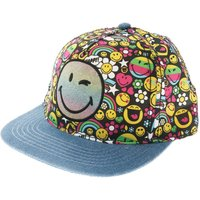 Printed Smiley World Cap - Smiley Gifts