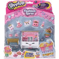 Shopkins Fashion Spree - Ballet Collection - Ballet Gifts