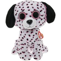 Ty Beanie Boos Large Georgia the Dalmatian Soft Toy - Ty Beanie Boos Gifts
