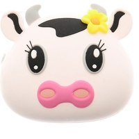 Cow with Flower Jelly Coin Purse - Cow Gifts