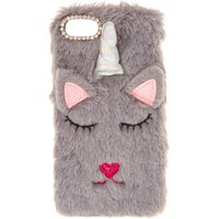Caticorn Fluffy Phone Case - Fluffy Gifts