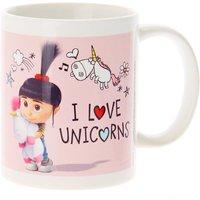 Despicable Me 3 I Love Unicorns Mug - Unicorns Gifts