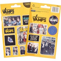 The Vamps Sticker Pack - The Vamps Gifts
