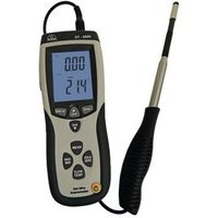 HOT WIRE ANEMOMETER - -