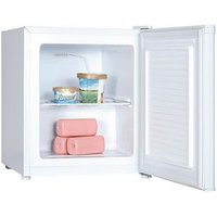 35 LITRE COUNTER TOP FREEZER WITH LOCK WHITE