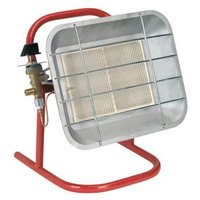 'Space Warmer  Propane  Heater 9,200-17,000btu/hr