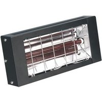INFRARED QUARTZ HEATER - WALL MOUNTING 1500w/230v